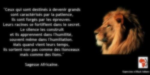 Sagesse Africaine – VIDÉOArchives  Paris fait sa comédie
